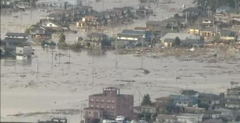 Zaplavená oblast