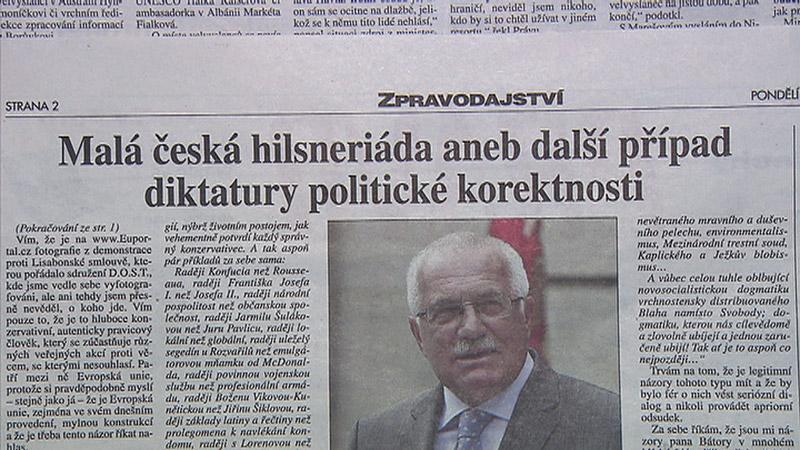 Malá česká hilsneriáda