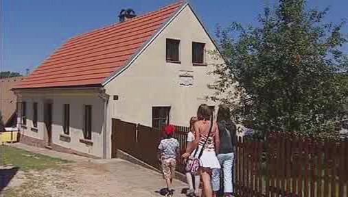 Rodný domek K. J. Erbena