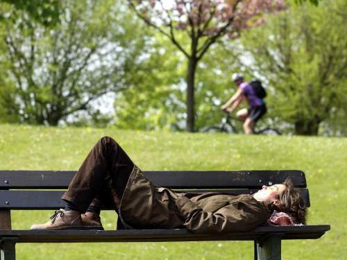 Jarní odpočinek