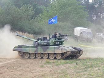 Tank T-72 M4 CZ