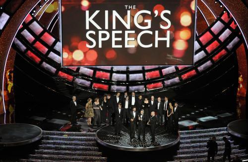 Oscar za rok 2010 / nejlepší film