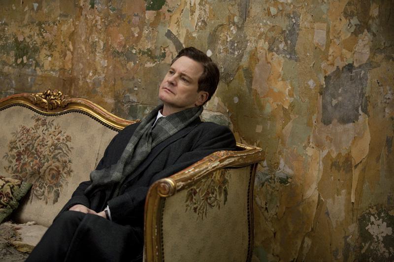 Králova řeč / Bertie (Colin Firth)