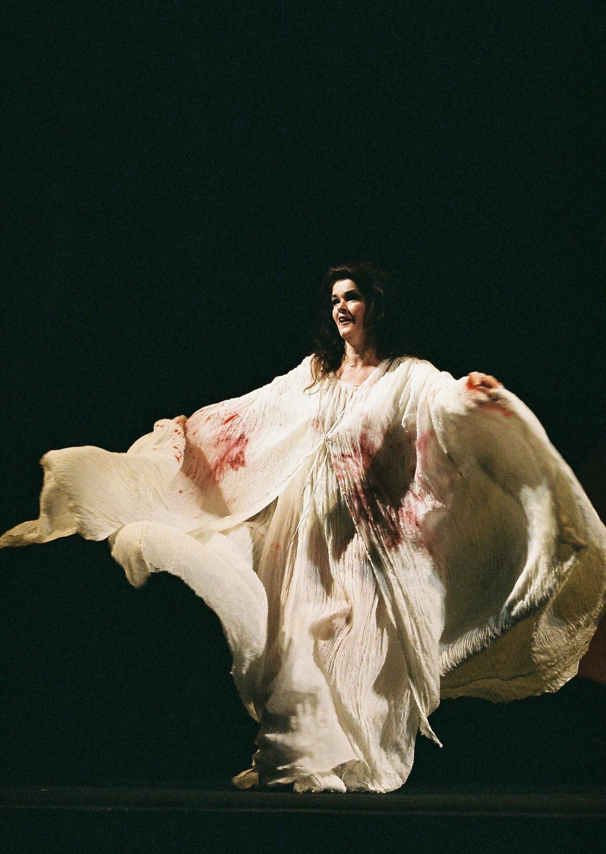 Lucia di Lammermoore / Lubica Vargicová