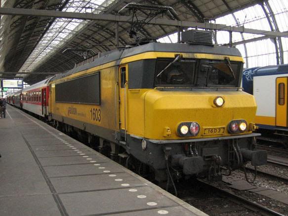 Nizozemská lokomotiva