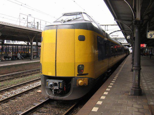 Nizozemský vlak