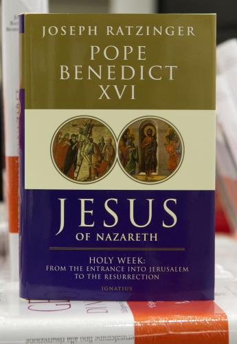 Ježíš Nazaretský od Benedikta XVI.