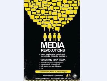 Jeden svět / Nová média mění společnost