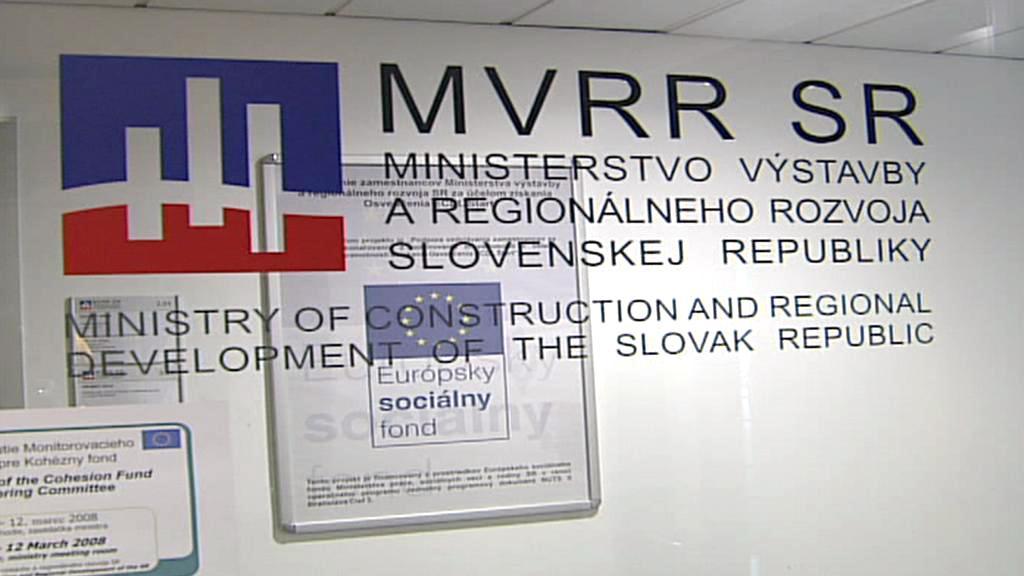 Slovenské ministerstvo výstavby a regionálního rozvoje