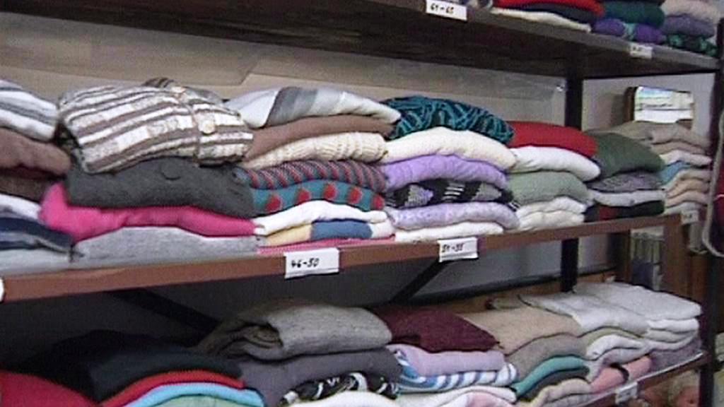 Odložené oblečení