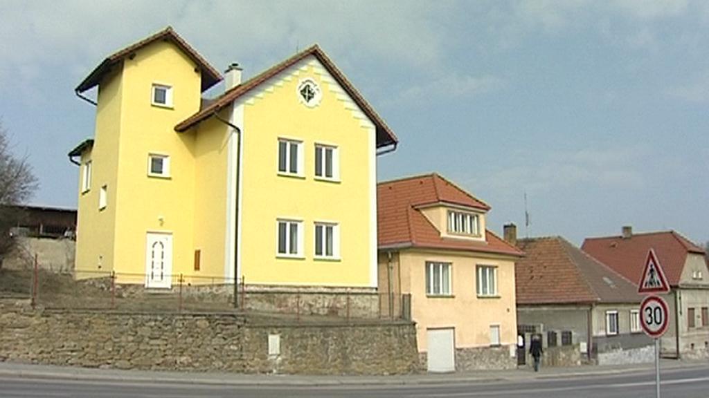 Dům v Pacově