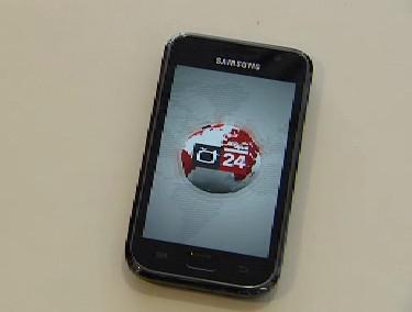 ČT24 na mobilu