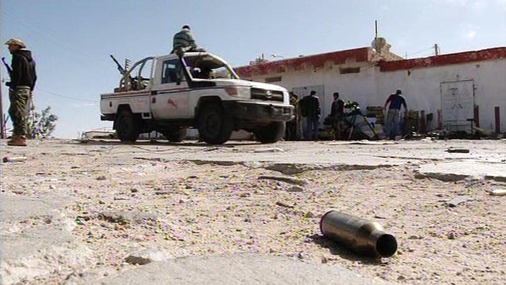 Povstání v Libyi
