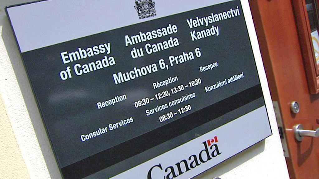 Kanadské velvyslanectví