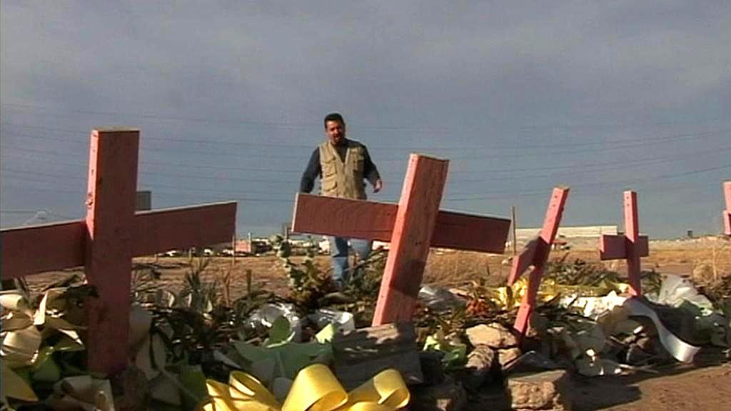 Hřbitov obětí drogové války