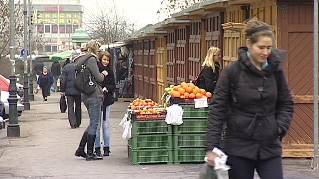 Tržiště Karlovy Vary