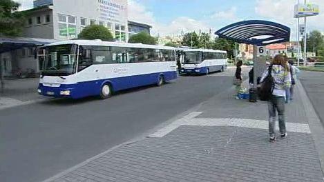 Pravidelné autobusové linky