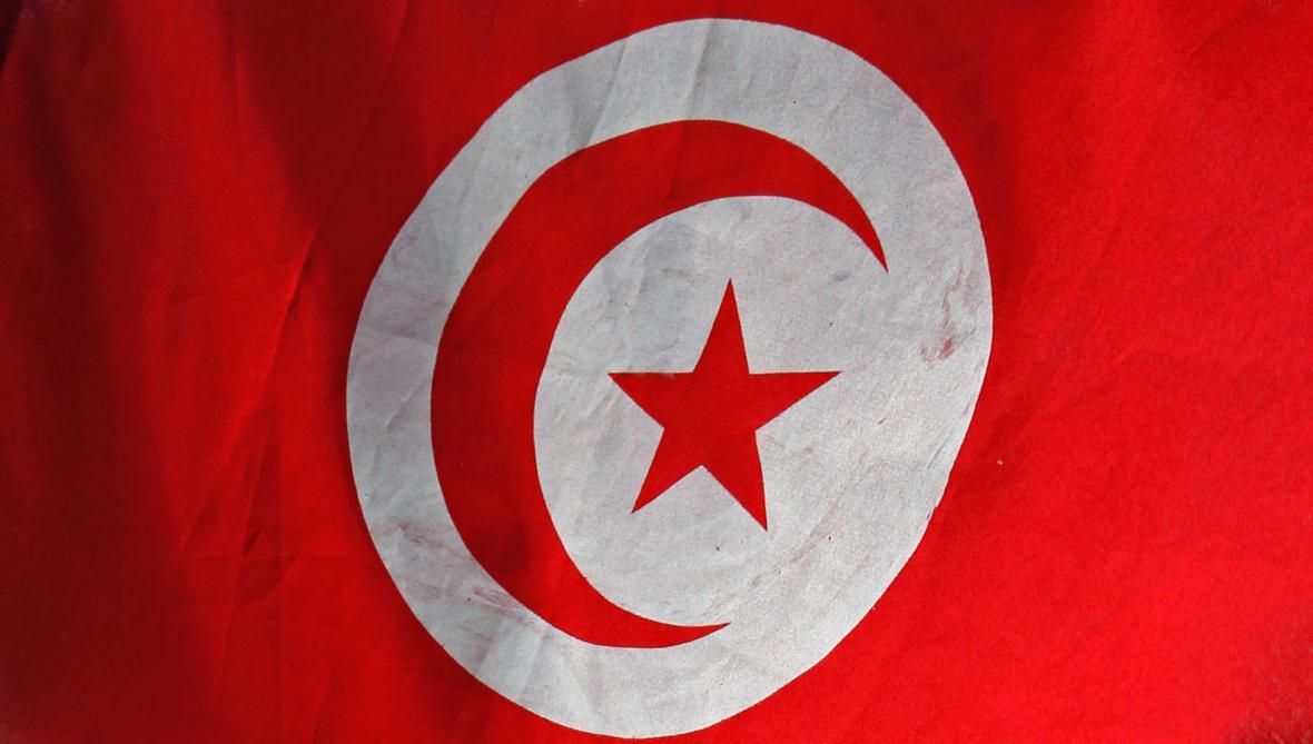 Tuniská vlajka