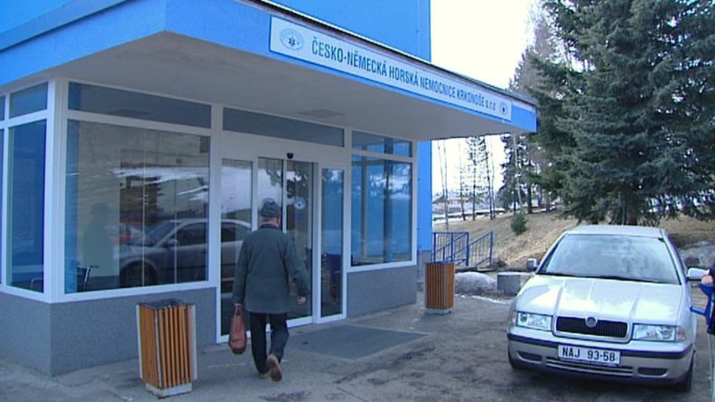 Nemocnice ve Vrchlabí