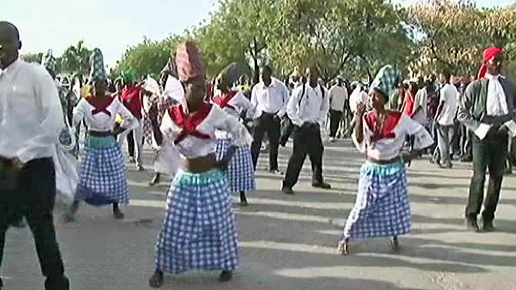 Karneval na Haiti
