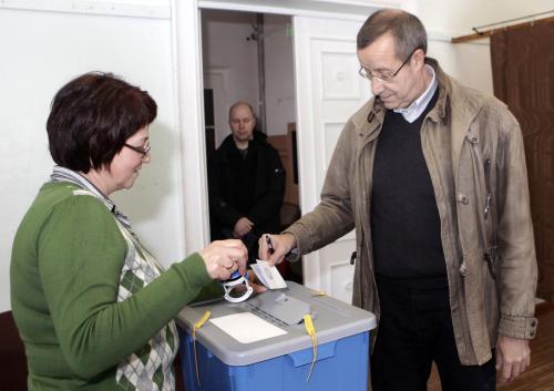 Volby v Estonsku