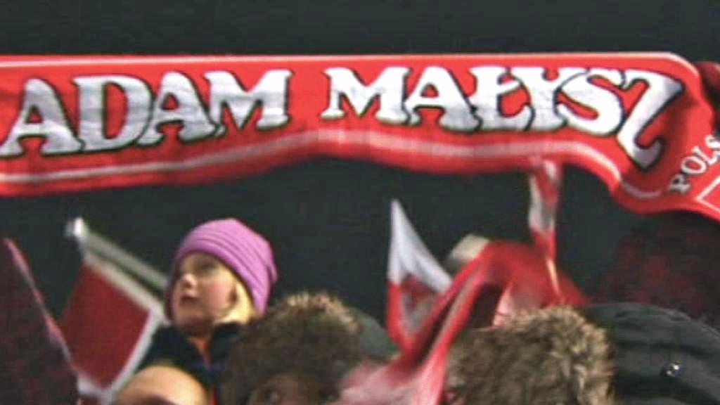 Fanoušci Adama Malysze