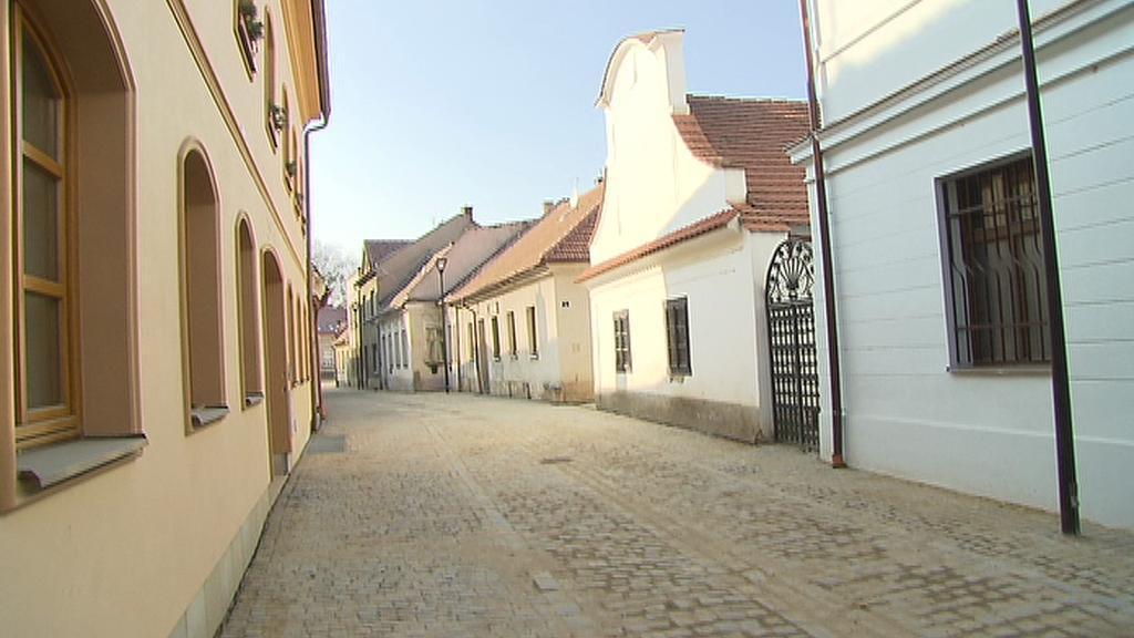 Nejstarší dlážděná ulice