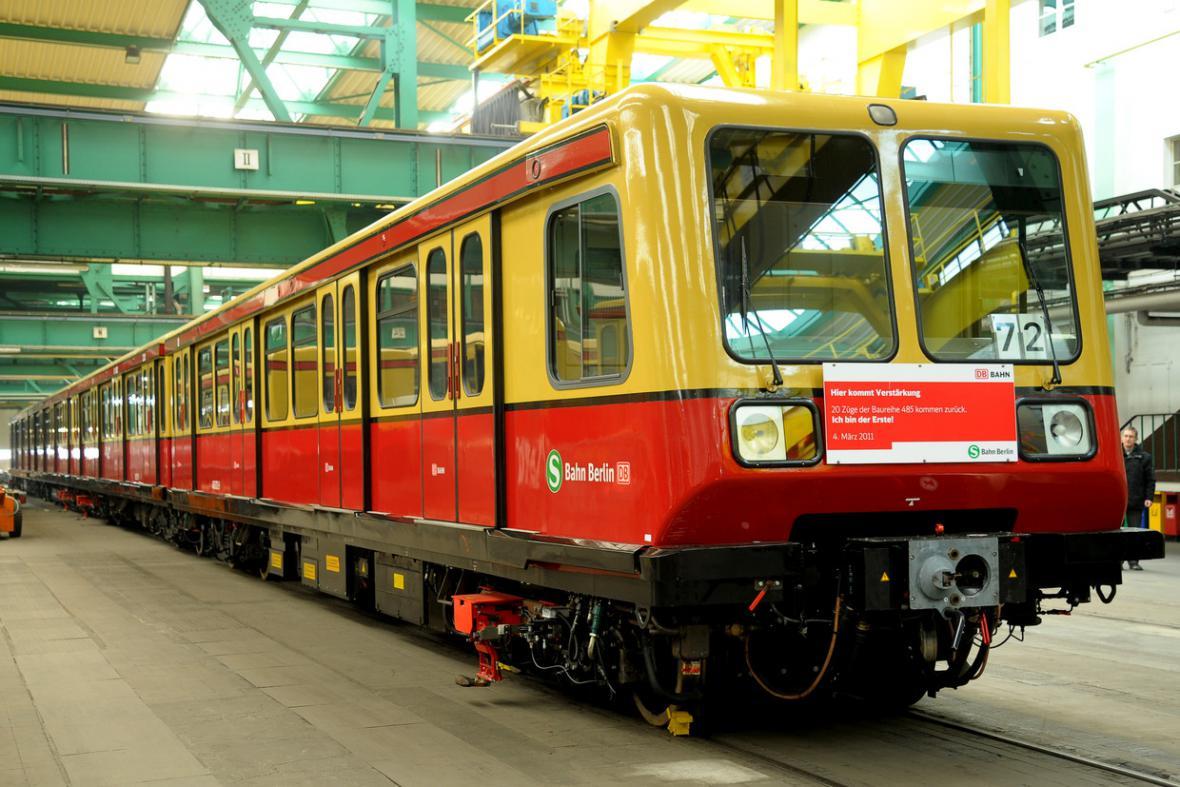 S-Bahn řady 485