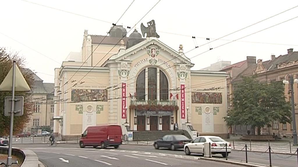 Pardubické divadlo