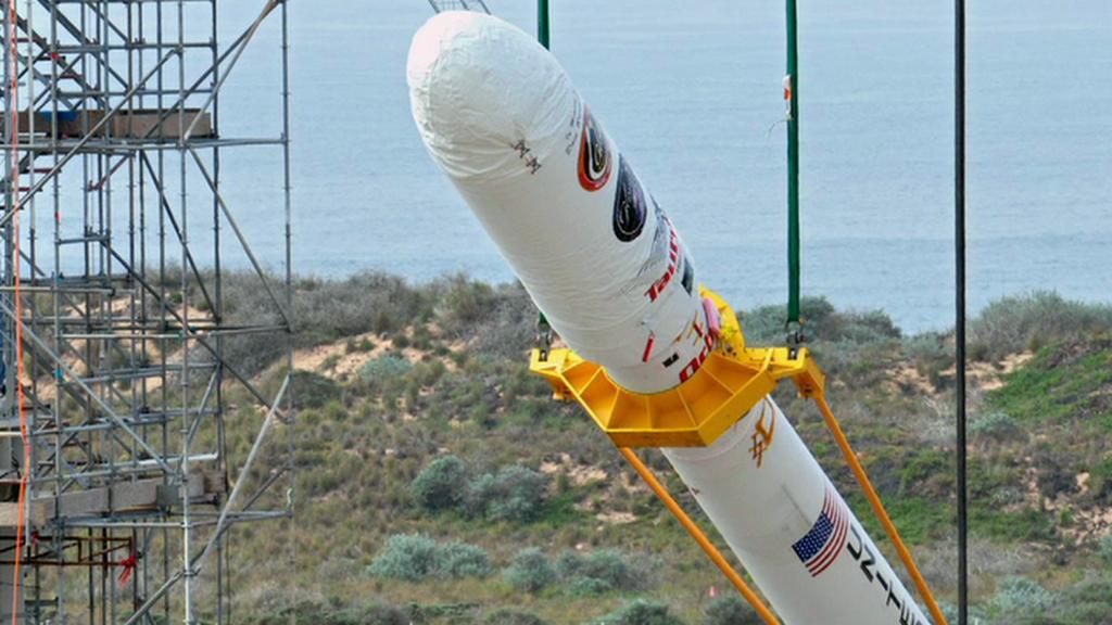 Nosná raketa Taurus XL