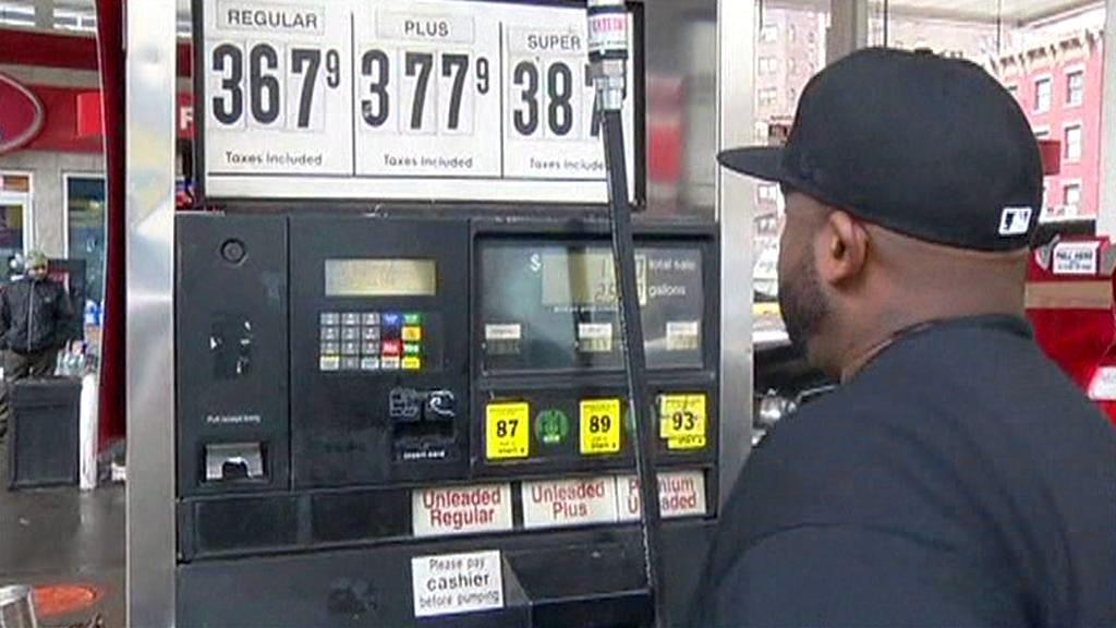 Benzín v USA