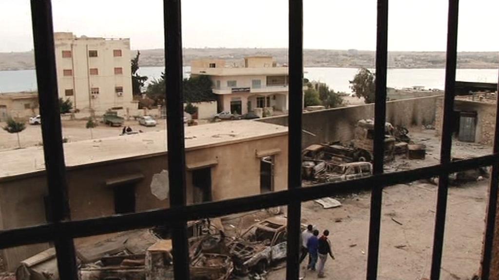 V Tobruku už boje skončily