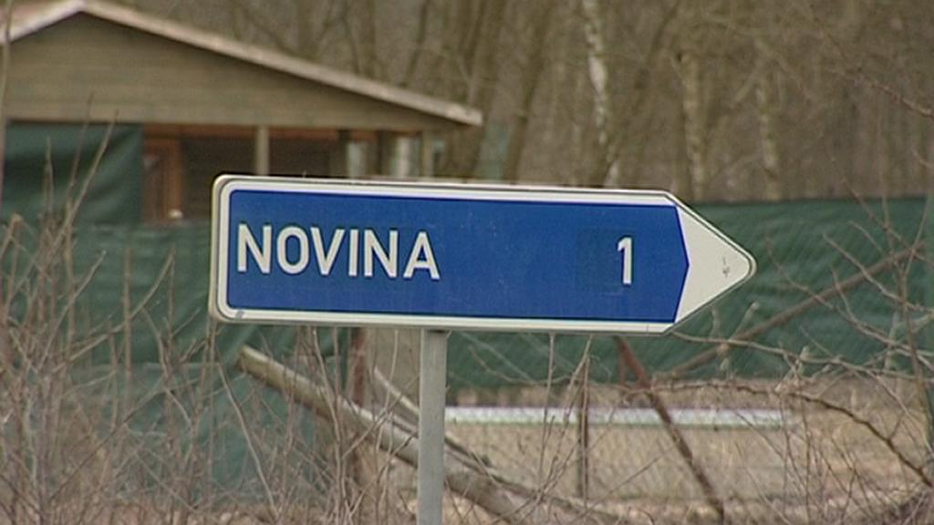 Novina u Sokolova