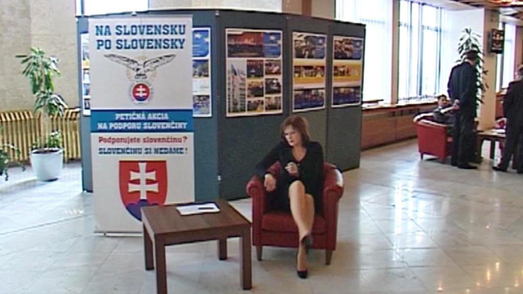 Slovenský jazykový zákon
