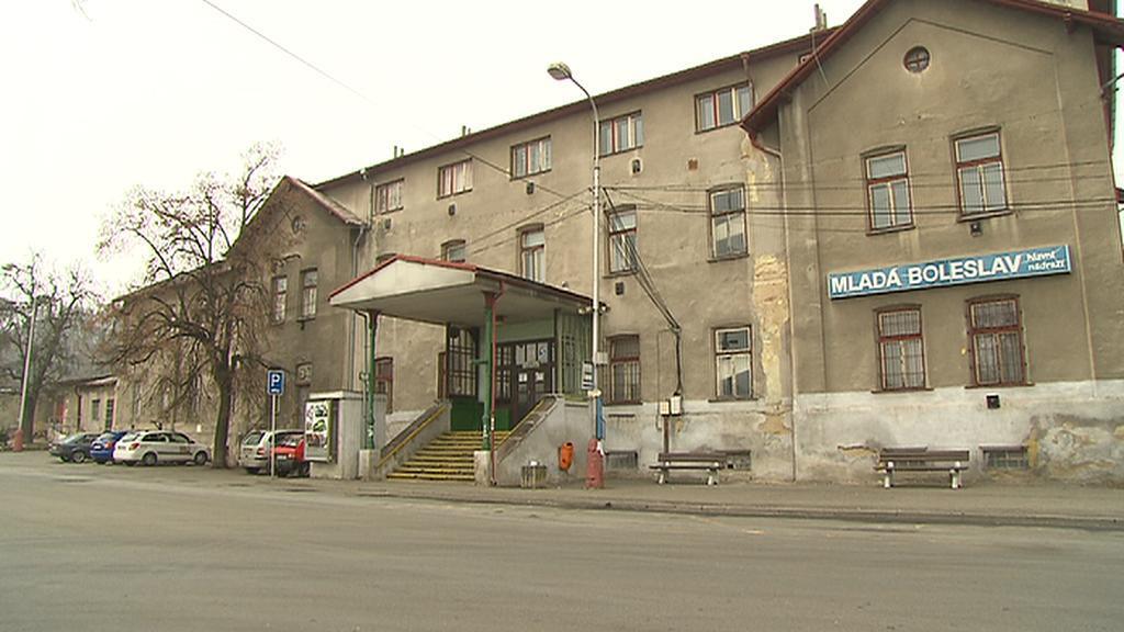 Nádraží v Mladé Boleslavi