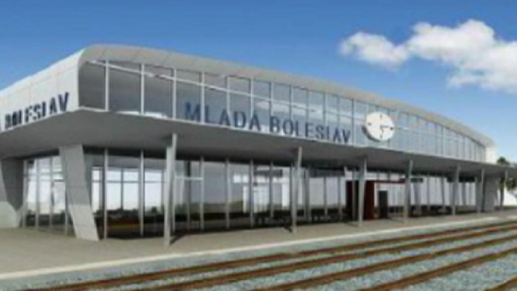 Projekt nové budovy