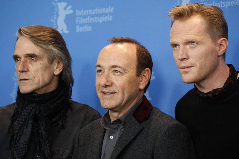 Jeremy Irons - Kevin Spacey - Paul Bettany