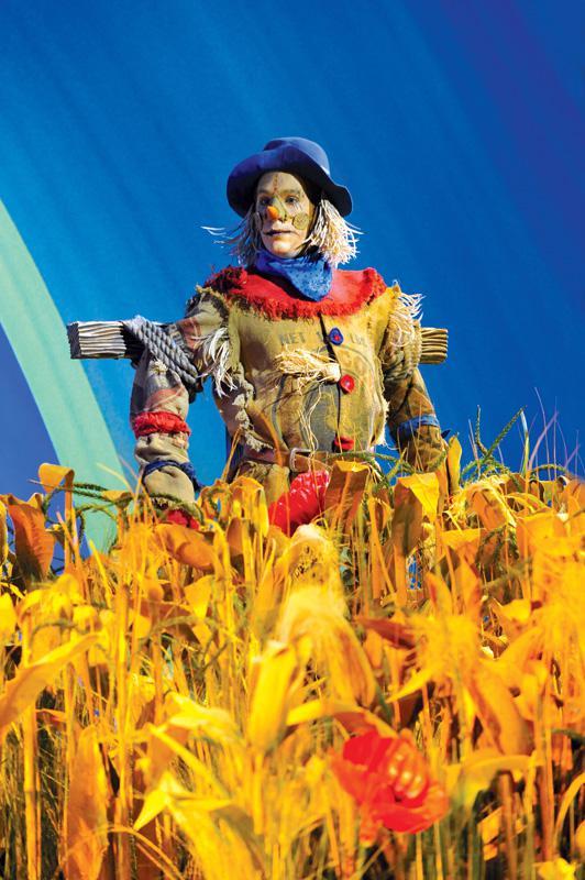 Čaroděj ze země Oz / Strašák