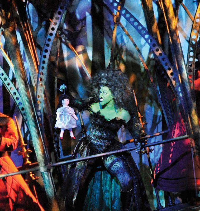 Čaroděj ze země Oz / Zlá čarodějnice