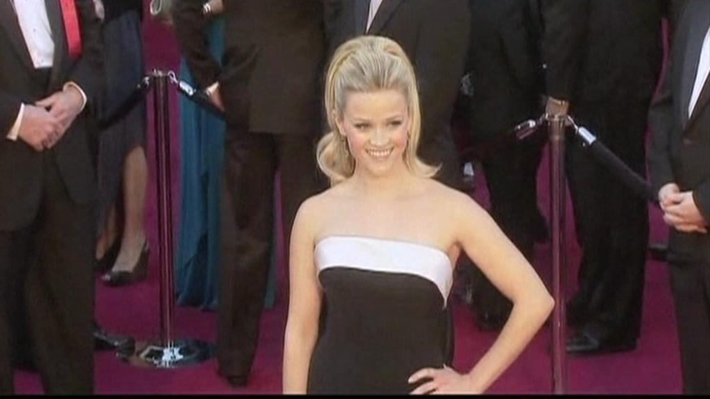 Herečka Reese Whiterspoon