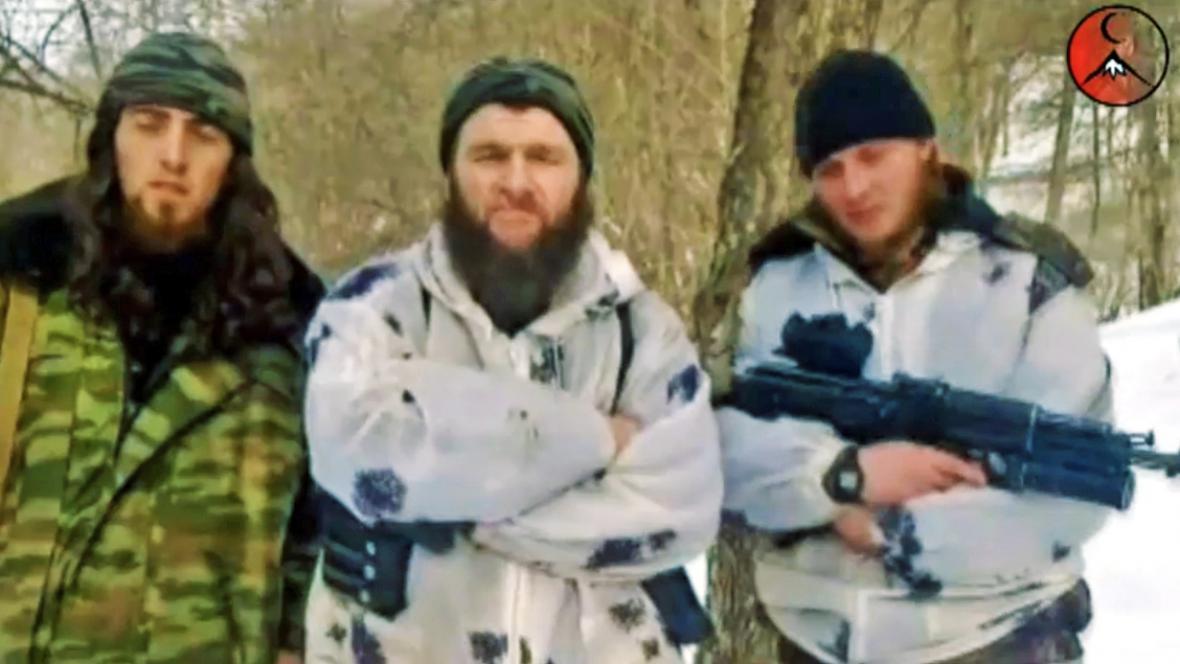 Videovzkaz Doku Umarova