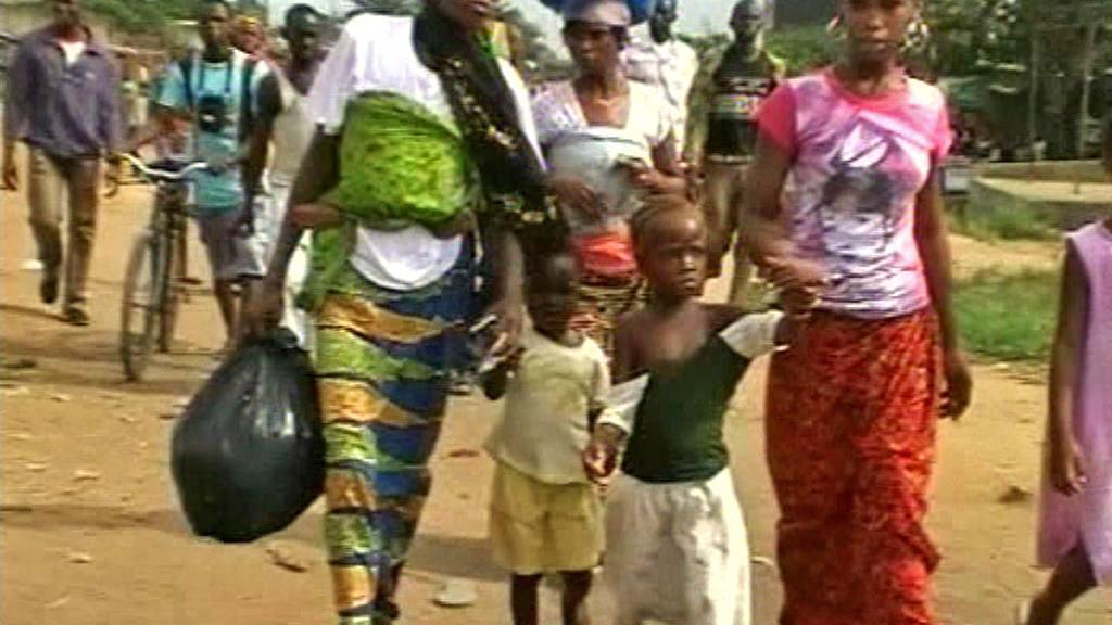 Obyvatelé Pobřeží slonoviny