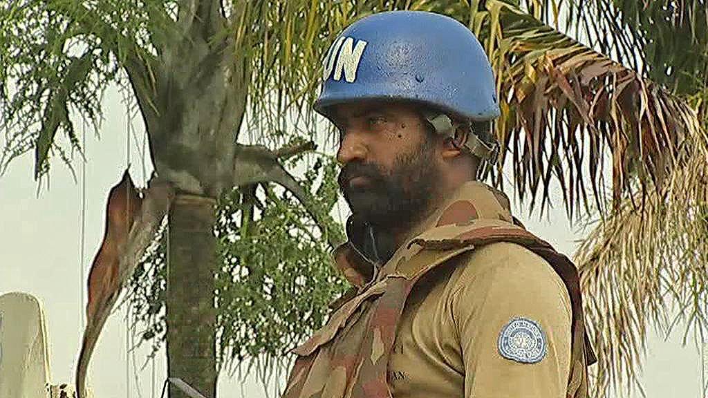 Mírové jednotky OSN