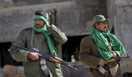 Ozbrojenci v Libyi