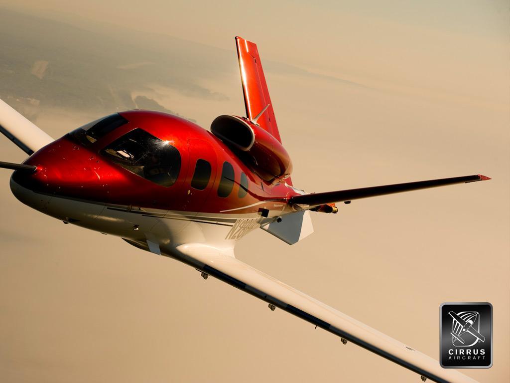 Letadlo Cirrus
