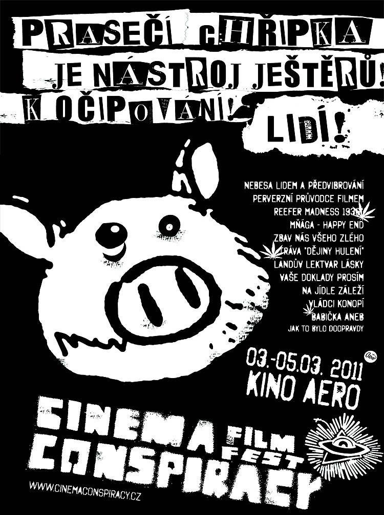 Festival konspiračních filmů