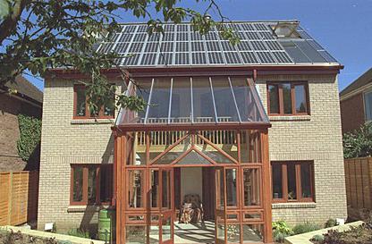 Solární dům