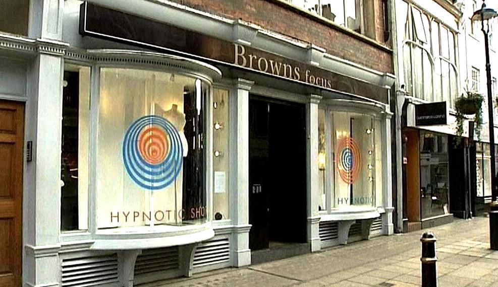 Hypnotický obchod