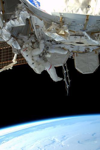 Astronauti u ISS