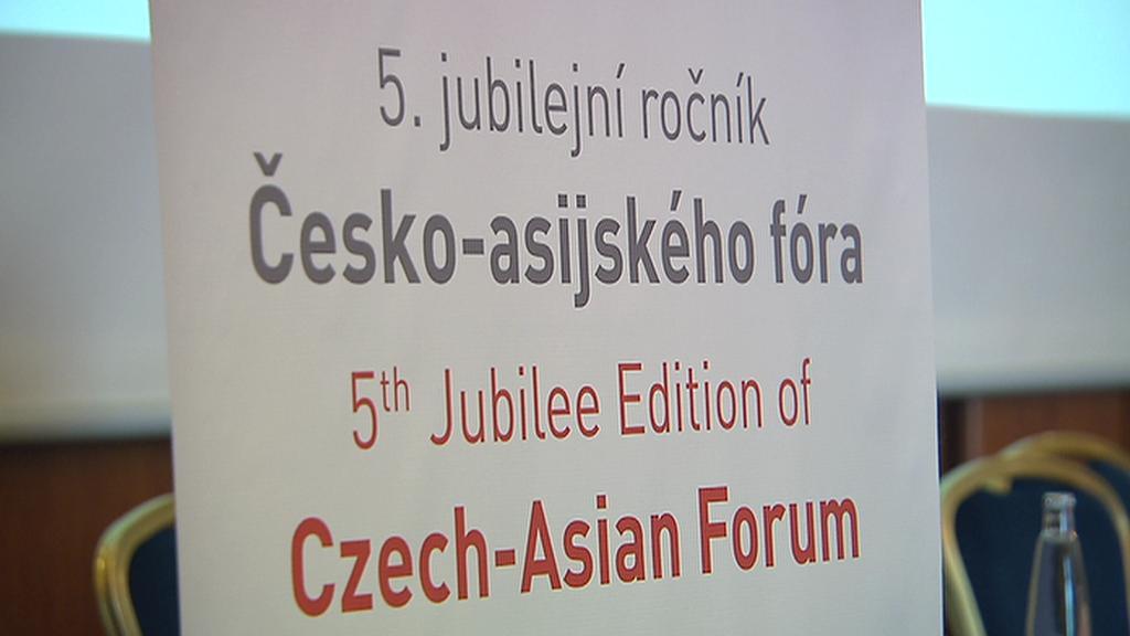Česko-asijské fórum